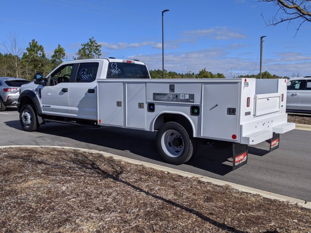 2021 Ford F-450 Crew Cab DRW 4x2, Reading Service Body #T218051 - photo 2