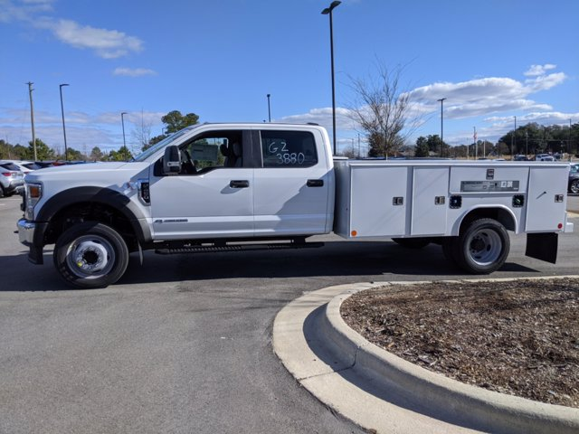 2021 Ford F-450 Crew Cab DRW 4x2, Reading Service Body #T218051 - photo 7
