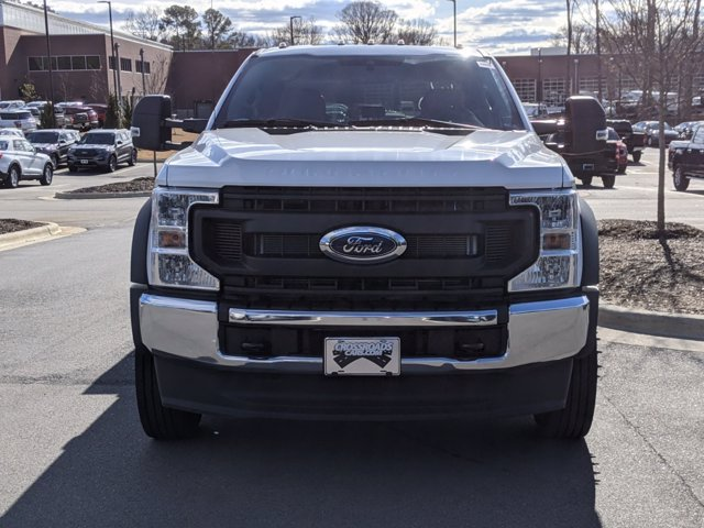 2021 Ford F-450 Crew Cab DRW 4x2, Reading Service Body #T218051 - photo 8