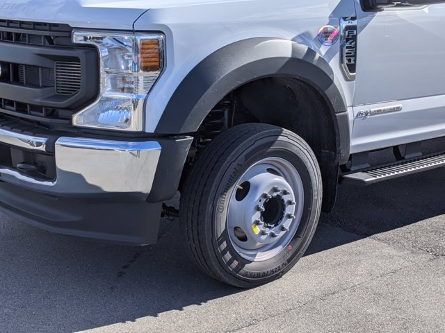2021 Ford F-450 Crew Cab DRW 4x2, Reading Service Body #T218051 - photo 9