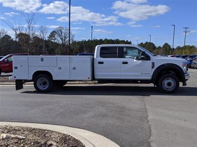 2021 Ford F-450 Crew Cab DRW 4x2, Reading Service Body #T218051 - photo 4