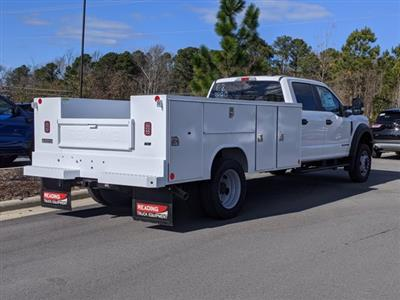 2021 Ford F-450 Crew Cab DRW 4x2, Reading Service Body #T218051 - photo 5