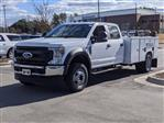 2021 Ford F-450 Crew Cab DRW 4x2, Reading Service Body #T218051 - photo 1