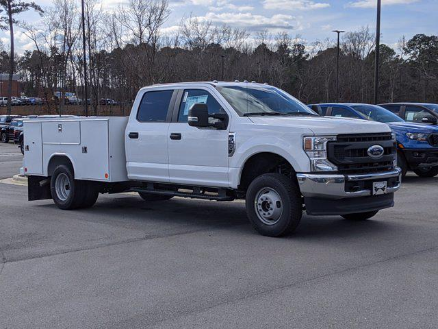 2021 Ford F-350 Crew Cab DRW 4x4, Reading Service Body #T218076 - photo 1