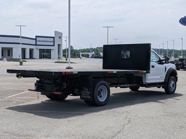 2021 Ford F-600 Regular Cab DRW 4x2, PJ's Platform Body #T218082 - photo 1