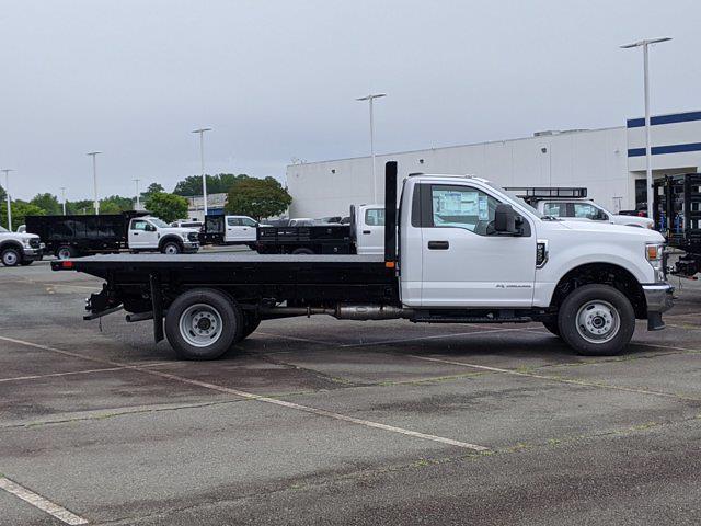2021 Ford F-350 Regular Cab DRW 4x4, PJ's Platform Body #T218083 - photo 2