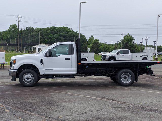 2021 Ford F-350 Regular Cab DRW 4x4, PJ's Platform Body #T218083 - photo 5