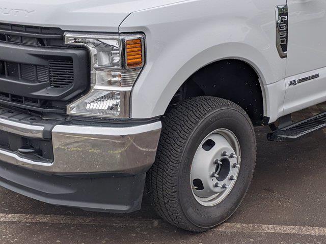 2021 Ford F-350 Regular Cab DRW 4x4, PJ's Platform Body #T218083 - photo 8