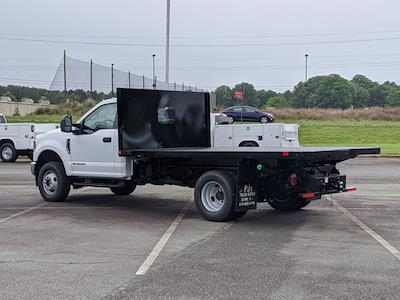 2021 Ford F-350 Regular Cab DRW 4x4, PJ's Platform Body #T218083 - photo 4