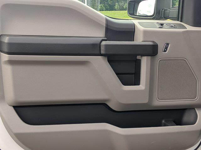 2021 Ford F-450 Regular Cab DRW 4x2, PJ's Platform Body #T218084 - photo 11