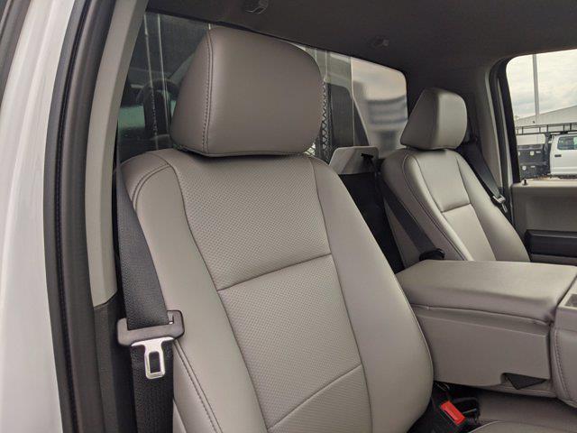 2021 Ford F-450 Regular Cab DRW 4x2, PJ's Platform Body #T218084 - photo 32