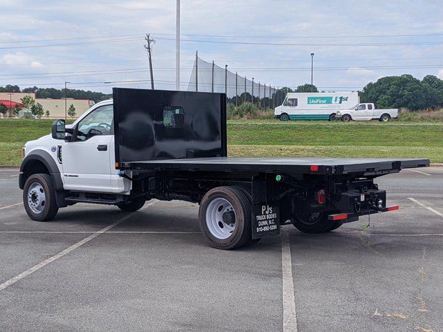 2021 Ford F-450 Regular Cab DRW 4x2, PJ's Platform Body #T218084 - photo 5