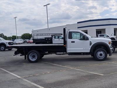 2021 Ford F-450 Regular Cab DRW 4x2, PJ's Platform Body #T218084 - photo 3