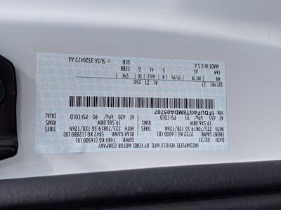 2021 Ford F-450 Regular Cab DRW 4x2, PJ's Platform Body #T218084 - photo 35