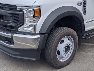 2021 Ford F-450 Regular Cab DRW 4x2, PJ's Platform Body #T218084 - photo 9