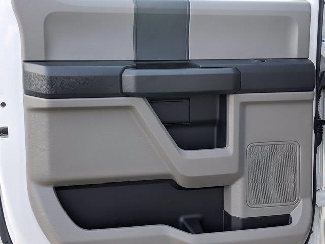 2021 Ford F-450 Crew Cab DRW 4x4, PJ's Platform Body #T218108 - photo 24