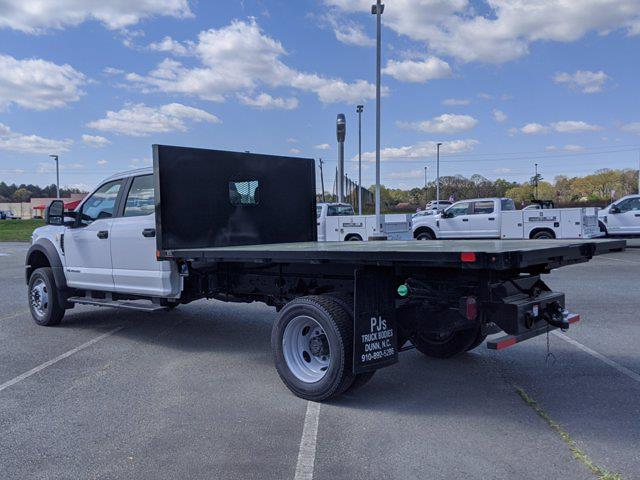 2021 Ford F-450 Crew Cab DRW 4x4, PJ's Platform Body #T218108 - photo 5