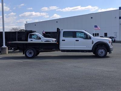 2021 Ford F-450 Crew Cab DRW 4x4, PJ's Platform Body #T218108 - photo 3