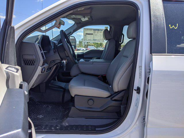 2021 Ford F-550 Crew Cab DRW 4x4, Platform Body #T218122 - photo 12