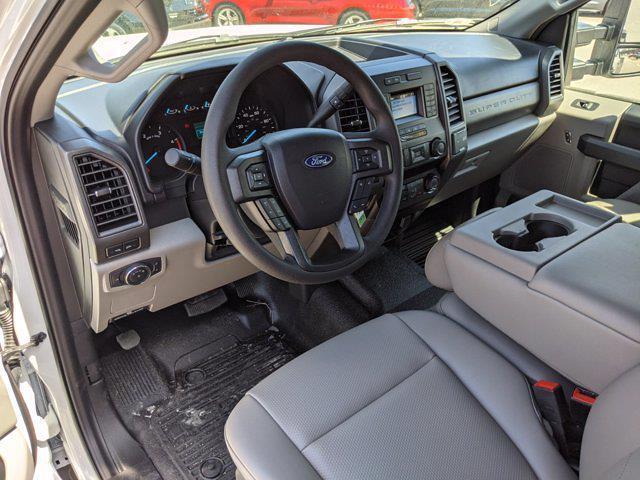 2021 Ford F-550 Crew Cab DRW 4x4, Platform Body #T218122 - photo 14