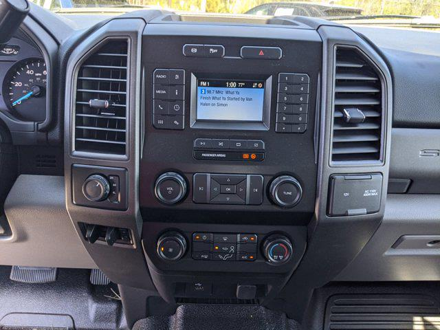 2021 Ford F-550 Crew Cab DRW 4x4, Platform Body #T218122 - photo 21