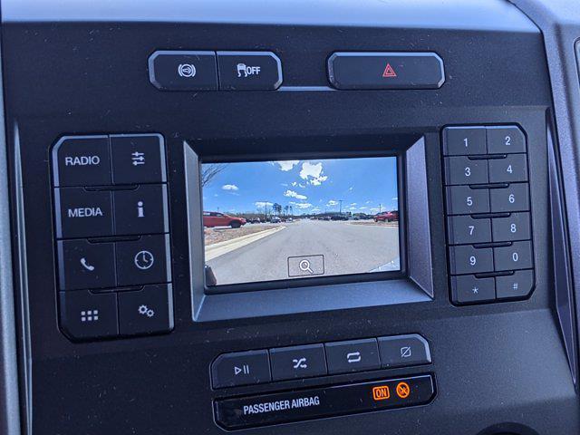 2021 Ford F-550 Crew Cab DRW 4x4, Platform Body #T218122 - photo 22