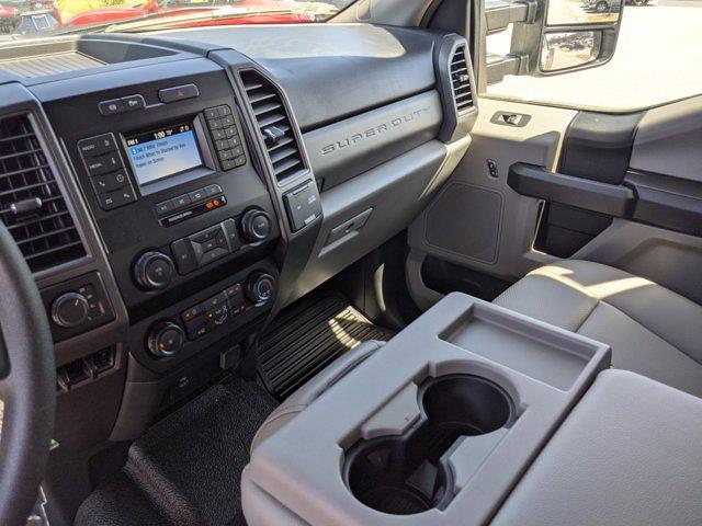 2021 Ford F-550 Crew Cab DRW 4x4, Platform Body #T218122 - photo 27