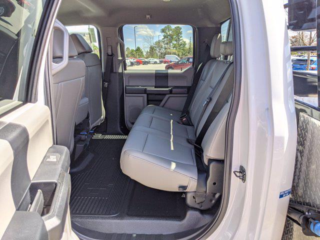 2021 Ford F-550 Crew Cab DRW 4x4, Platform Body #T218122 - photo 28