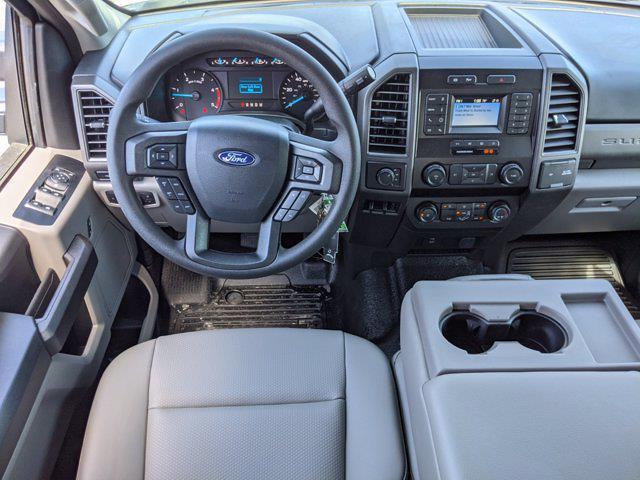 2021 Ford F-550 Crew Cab DRW 4x4, Platform Body #T218122 - photo 32