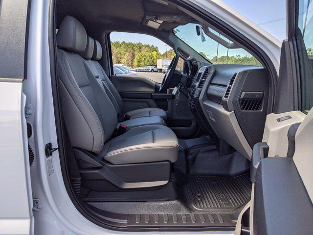 2021 Ford F-550 Crew Cab DRW 4x4, Platform Body #T218122 - photo 42