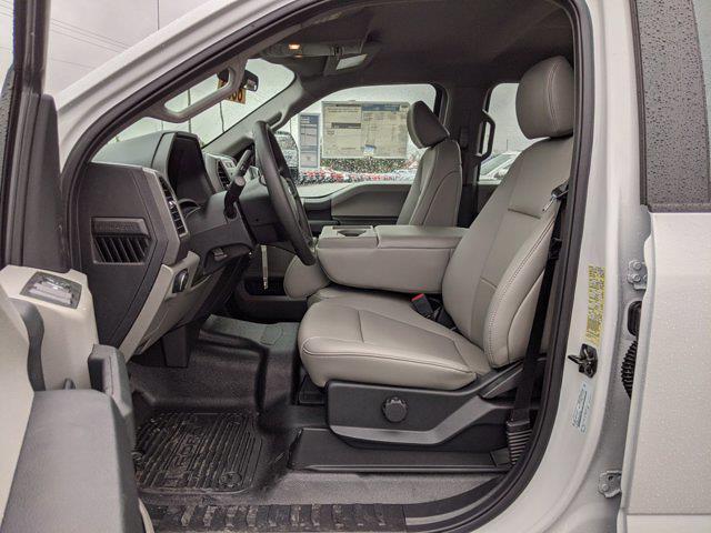 2021 Ford F-350 Crew Cab DRW 4x2, Platform Body #T218123 - photo 12
