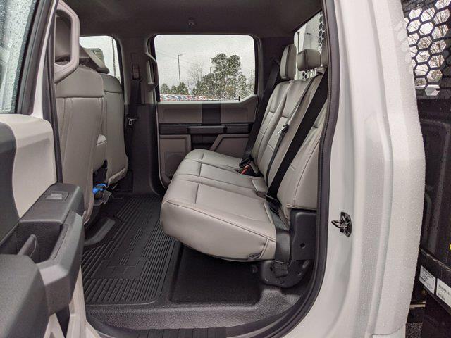 2021 Ford F-350 Crew Cab DRW 4x2, Platform Body #T218123 - photo 29
