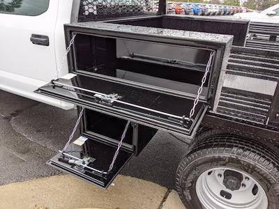 2021 Ford F-350 Crew Cab DRW 4x2, Platform Body #T218123 - photo 35