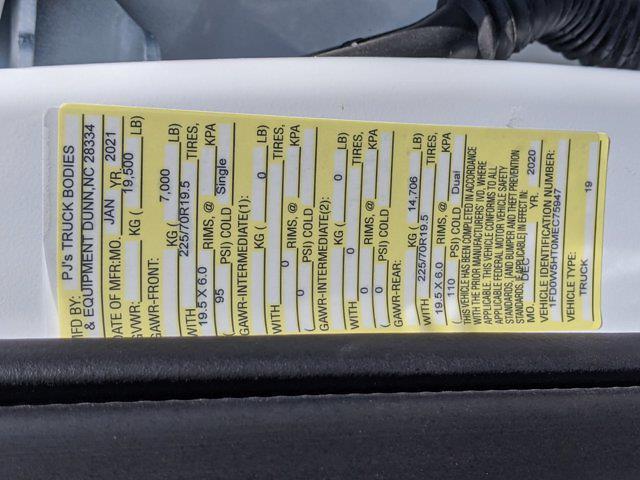2021 Ford F-550 Crew Cab DRW 4x4, PJ's Landscape Dump #T218128 - photo 33