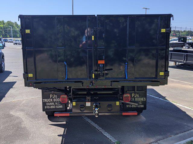 2021 Ford F-550 Crew Cab DRW 4x4, PJ's Landscape Dump #T218128 - photo 4