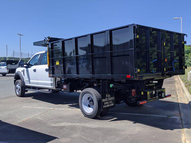 2021 Ford F-550 Crew Cab DRW 4x4, PJ's Landscape Dump #T218128 - photo 5