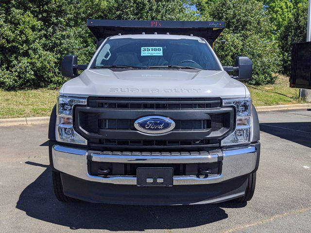 2021 Ford F-550 Crew Cab DRW 4x4, PJ's Landscape Dump #T218128 - photo 7