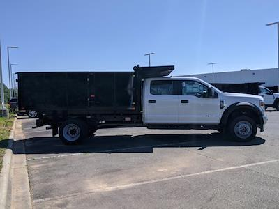 2021 Ford F-550 Crew Cab DRW 4x4, PJ's Landscape Dump #T218128 - photo 3
