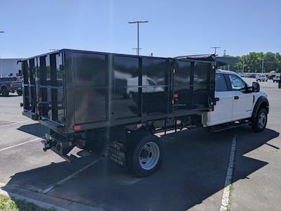 2021 Ford F-550 Crew Cab DRW 4x4, PJ's Landscape Dump #T218128 - photo 2