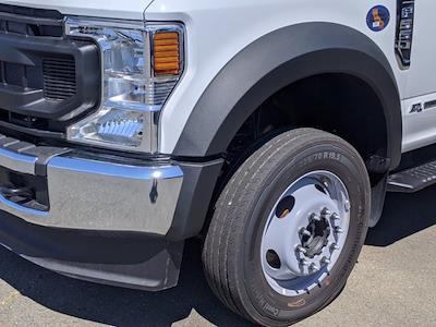 2021 Ford F-550 Crew Cab DRW 4x4, PJ's Landscape Dump #T218128 - photo 8
