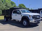 2021 Ford F-550 Crew Cab DRW 4x4, PJ's Landscape Dump #T218128 - photo 1