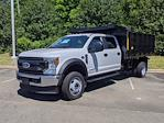 2021 Ford F-550 Crew Cab DRW 4x4, PJ's Landscape Dump #T218128 - photo 6