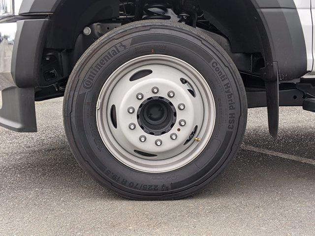 2021 Ford F-550 Crew Cab DRW 4x2, CM Truck Beds Platform Body #T218162 - photo 10