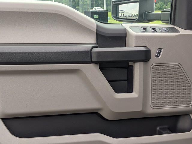 2021 Ford F-550 Crew Cab DRW 4x2, CM Truck Beds Platform Body #T218162 - photo 11