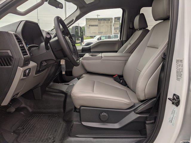 2021 Ford F-550 Crew Cab DRW 4x2, CM Truck Beds Platform Body #T218162 - photo 15