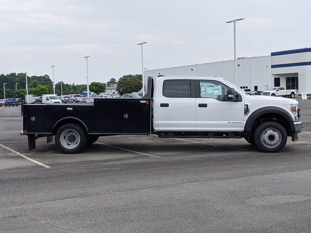 2021 Ford F-550 Crew Cab DRW 4x2, CM Truck Beds Platform Body #T218162 - photo 3