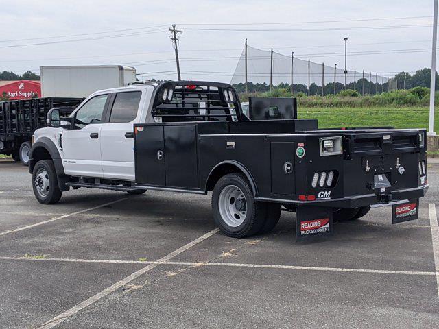 2021 Ford F-550 Crew Cab DRW 4x2, CM Truck Beds Platform Body #T218162 - photo 5