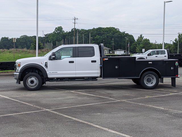 2021 Ford F-550 Crew Cab DRW 4x2, CM Truck Beds Platform Body #T218162 - photo 6