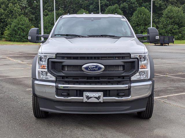 2021 Ford F-550 Crew Cab DRW 4x2, CM Truck Beds Platform Body #T218162 - photo 8