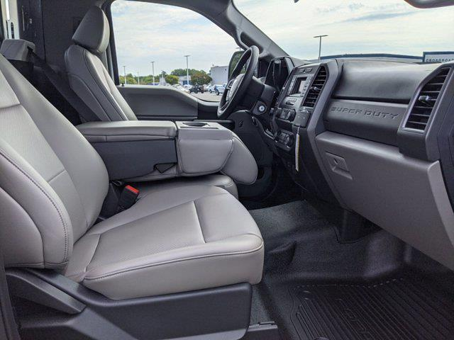 2021 F-350 Regular Cab DRW 4x4,  Stake Bed #T218193 - photo 30